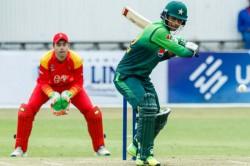 Twitter Reactions Fakhar Zaman Becomes The First Pakistan Batsman To Score An Odi