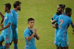 India Play China An International Friendly October Beijing