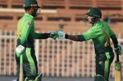 Pakistan S Fakhar Zaman Imam Ul Haq Break All Time Opening Patnership Record