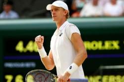 Wimbledon 2018 Anderson Outlasts Isner 2nd Longest Match Reach Final