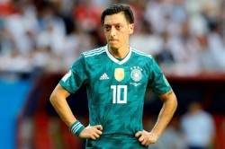 Mesut Ozil Quits The German National Team Citing Racism Disrespect