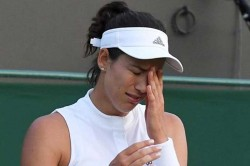 Wimbledon Serena Battles Past Gutsy Mladenovic Venus Keys Join Seed Exodus