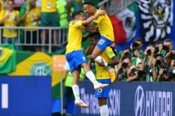 Kompany Belgium Losing No Sleep Over Brazil S Individual Talent