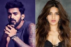 Kl Rahul Bro Zoned Bollywood Actress Nidhhi Agerwal Twitterati Trolls Him Mercile