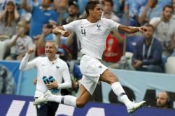 France Beat Uruguay 2 0 To Enter Semi Finals