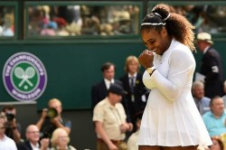 It S As If Wimbledon Finalist Serena Williams Never Left The Game At All