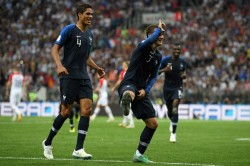 French Player Does Fortnite S Take The L Dance After World Cup Goal