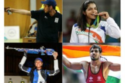 Asian Games India Pinning Their Hopes On Shooters Wrestlers