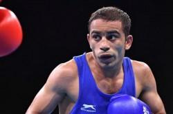 Asian Games 2018 Boxer Amit Panghal Final