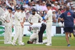 India Vs England 3rd Test Day 3 At Trent Bridge Jonny Bairstow Sustains Fractured Finger