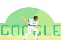 Google Celebrates Cricketer Dilip Sardesai S Birthday With Doodle
