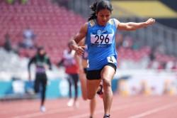 Asian Games 2018 Dutee Chand Wins Silver Women S 200m