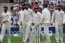 India Vs England 3rd Test Day 4 At Trent Bridge Kohli Takes A Stunner As Pope Departs
