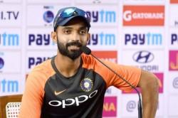 India Vs England Ajinkya Rahane Reacts On Virat Kohli Cheteshwar Pujara Run Out