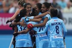 Women S Hockey World Cup 2018 India Breeze Past Italy Book Quarter Final Berth