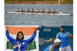 Asian Games 2018 Day 6 List All Medal Winners From India So Far