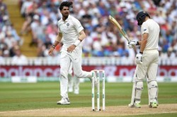India Vs England Ishant Sharma Fined Animated Celebration On Dawid Malans Dismissal