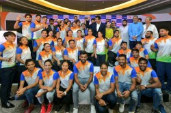 Asian Games Sports Ministry Ioa Organise Official Send Off