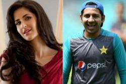 Pakistan Cricket Team Captain Sarfraz Ahmed Wants A Play Dabangg Like Role Opposite Katrina Kaif