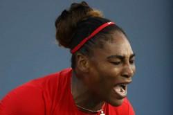 Serena Williams Suffers Worst Defeat Career Johanna Konta San Jose