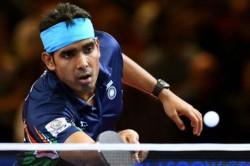Asian Games 2018 Indian Men S Table Tennis Reaches Semis Assured Of Medal