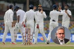 Vijay Mallya Wanted Meet Virat Kohli The Indian Cricket Team Govt Didnt Allow
