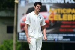 Arjun Tendulkar Named Mumbai U 19 Team Invitational Odi Tournament