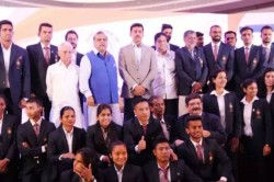 Ioa Bloopers Mar Asian Games Felicitation Ceremony