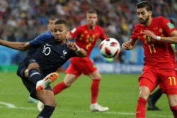 Belgium Joins France Become First Joint Leaders Fifa Ranking