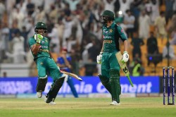 Pakistan Vs Afghanistan Imam Ul Haq Shoaib Malik Star As Pakistan Beat Afg