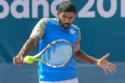 Davis Cup Rohan Bopanna Saketh Myneni Lose Doubles Tie Against Serbia