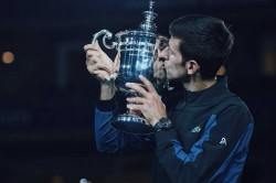 Magnificent Djokovic Equals Sampras Slam Haul With Us Open Glory