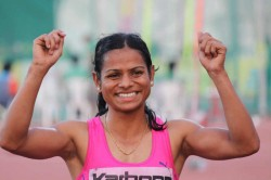 Book On India S Star Sprinter Dutee Chand Slated Release