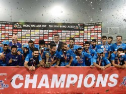 Asia Cup 2018 India S Record Down The Years
