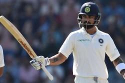 Icc Test Rankings Virat Kohli Remains Number One Batsman Despite England Series Loss