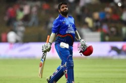Afghanistan Keeper Mohammad Shahzad Reports Spot Fixing Approach