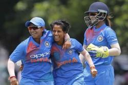 Taniya Bhatia Poonam Yadav Star As India Women Beat Sri Lanka First T20i