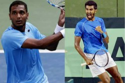 Ramkumar Prajnesh Suffer Defeats As Serbia Lead India 2