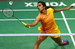 Pv Sindhu Enters Pre Quarters Saina Nehwal Loses China Open Cricket