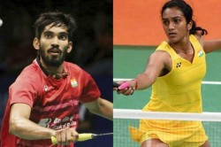 Japan Open Pv Sindhu Crashes In Second Round Kidambi Srikanth Advances