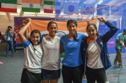 Asian Games 2018 India Women S Team Win Silver Squash