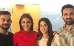 Virat Kohli Reviews Anushka Sharma S Sui Dhaaga So Proud My Love