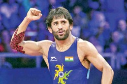 Bajrang Punia Settles Silver Otoguro Becomes Youngest World Champion
