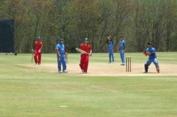 China Score 35 Runs Off 20 Overs Icc World T20 Asia Region Qualifier Get Thrashed By Thailand