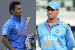 India Cannot Have Two Wicketkeepers The Team Dilip Vengsarkar