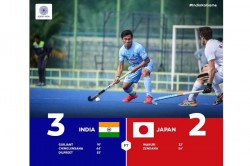 Asian Hockey Championship 2018 Highlights India Beat Japan 3 2 In Semi Final