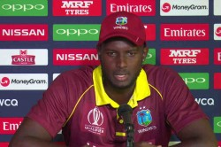 Not Too Disheartened The Performance Jason Holder
