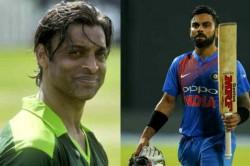 After Virat Kohli S Record Pune Shoaib Akhtar Sets Him New Challenge