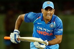 Ms Dhoni No More World Beater Tone Down Expectations From Him As A Batsman Sanjay