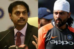 Surprised That Murali Vijay Is Talking About Lack Communication Chief Selector Msk